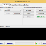 activation windows mstookit