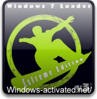 Loader Extreme Activator for Windows 7