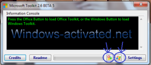 activation windows 10 . Instruction for Microsoft Toolkit activator.