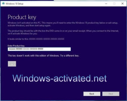 Activation Keys for Windows 8.1