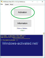 activation windows 10 . Instruction for KMS-AUTo activator.