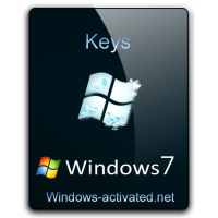 Keys for Windows 7 Pro x64 Activation