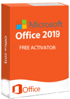 Activation for Microsoft Office 2019