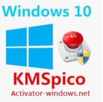KMSPico Activator for Windows 10